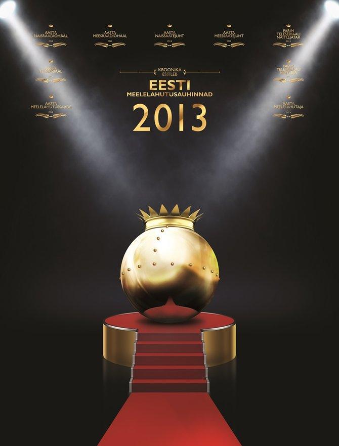 Eesti meelelahutusauhinnad 2013