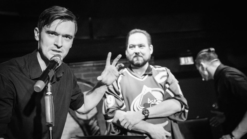Club Harha, Tampere, Finland - Meelis Kubo ja Charlekas - Rudi Pohjaniemi