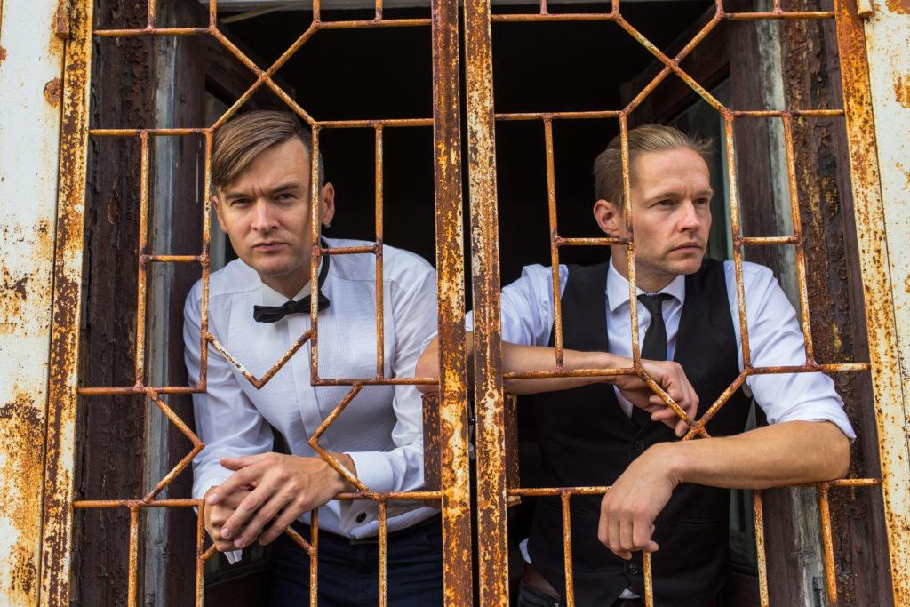 Meelis Kubo ja Charlekas - foto Rene Suurkaev