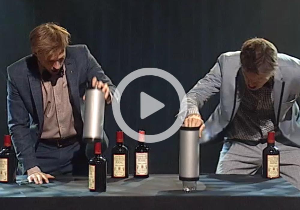 Meelis Kubo ja Charlekas - pudelid