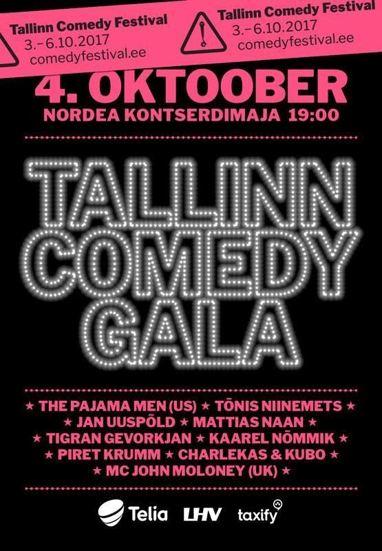 Tallinn Comedy Gala 2017